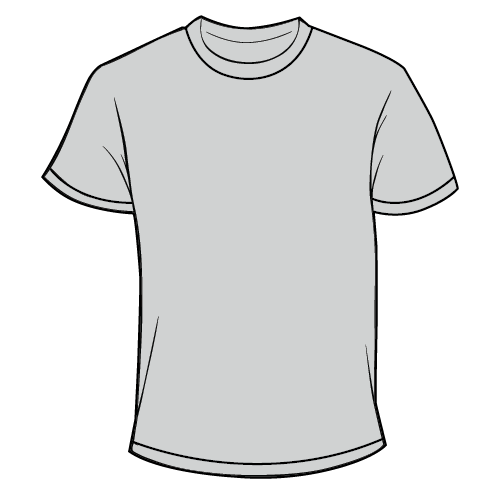 Types of T-shirts - Muscle T-shirt