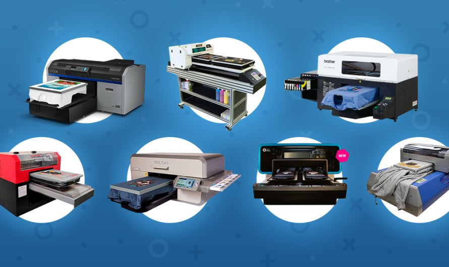 Best DTG Printer for Small Business
