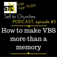 Podcast, How to make VBS more than a memory
