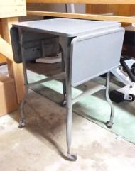 Steno table, accessories/props
