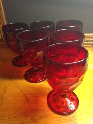 Ruby glasses