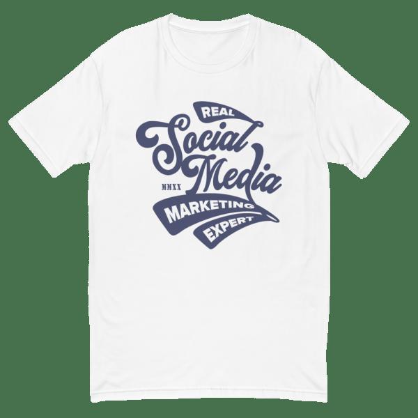 Social Media Marketing Short Sleeve T-Shirt