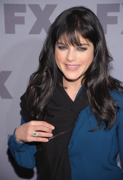 Selma Blair FX Upfronts NYC 2012