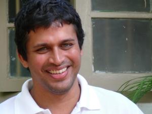Foto van RRI-directeur Charith Senanayake.