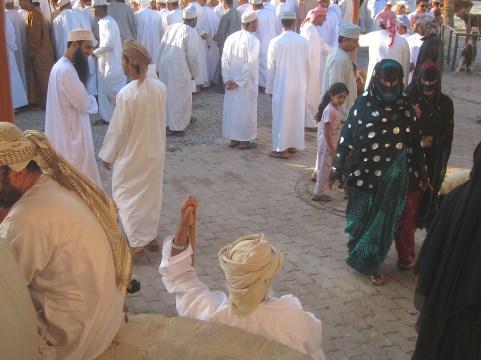 Nizwa, Oman.