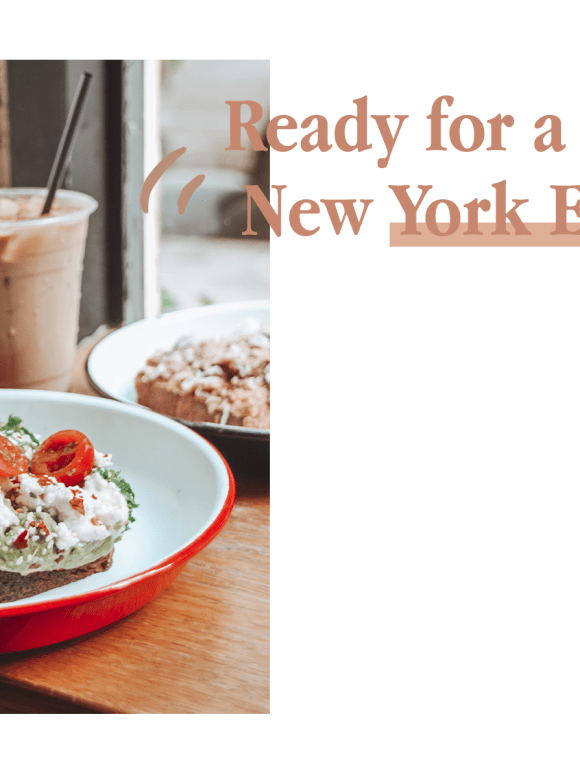 READY FOR A COFFEE – NEW YORK CITY
