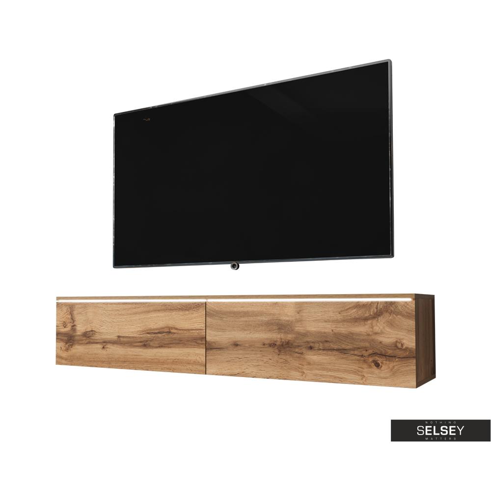 tv hangeboard kane 140 cm optional mit led