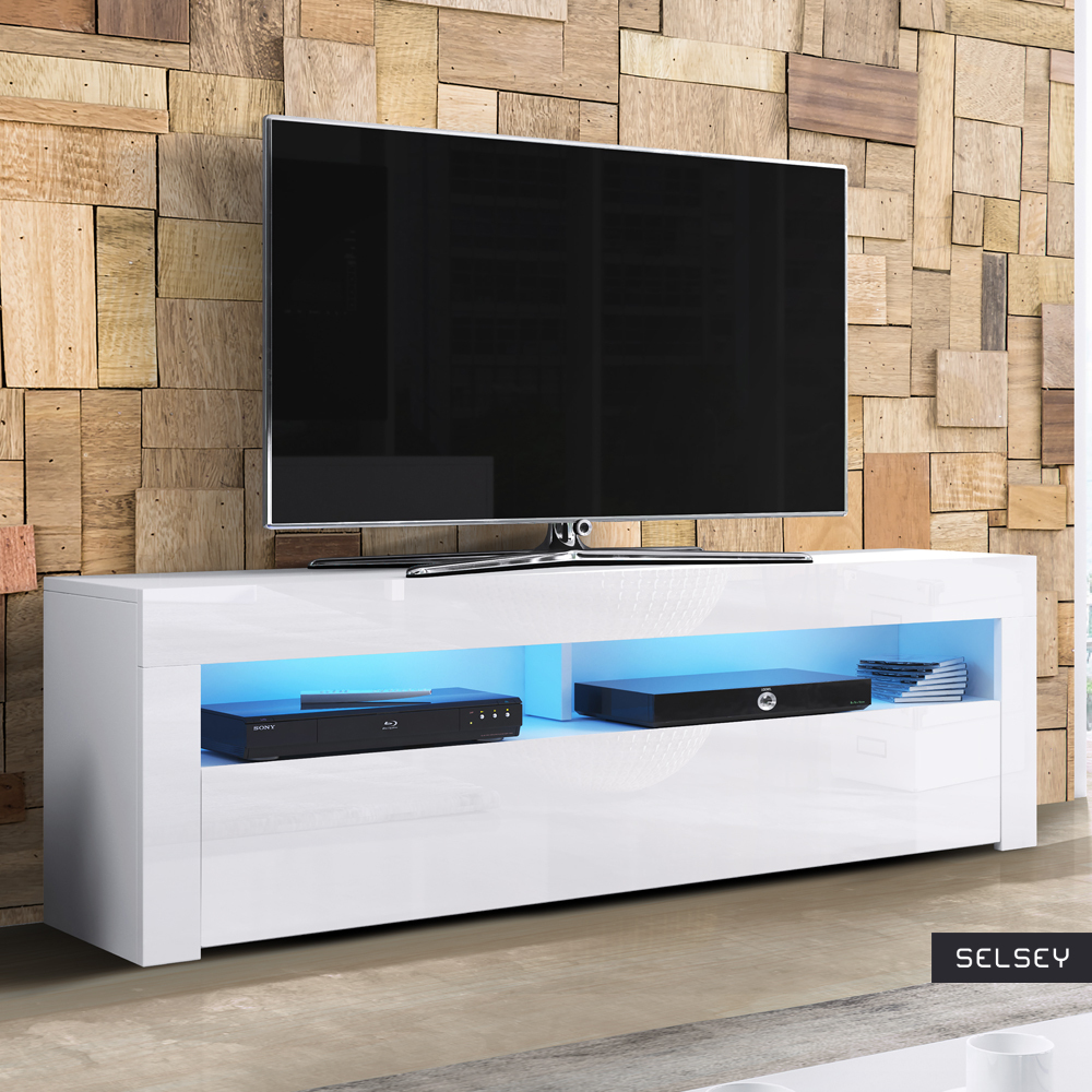alan tv stand 160 cm selsey