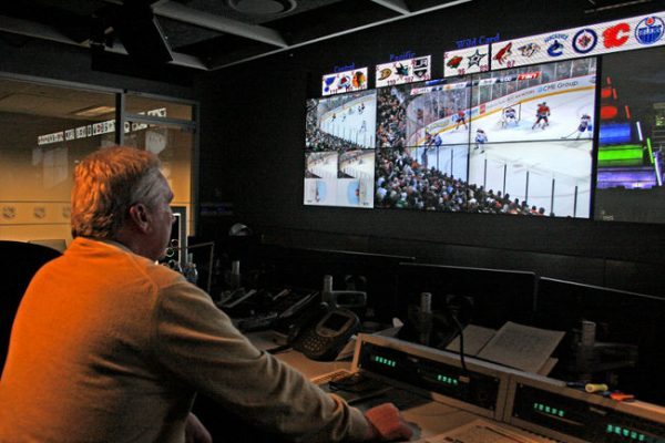 NHL Situation Room in Toronto