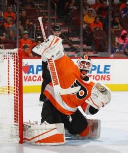Brian Elliott, Philadelphia Flyers goalie