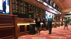 South Point Hotel and Casino Sports Books, Las Vegas, NV