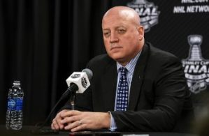 NHL Deputy Commissioner Bill Daly, who has been vocal during the NHL concussion lawsuit