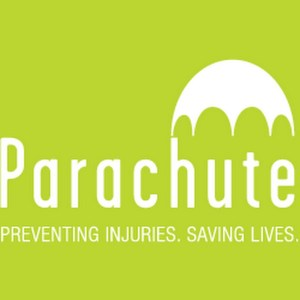 """""""Preventing Injuries. Saving Lives."""" - The credo of Parachute Canada"""