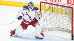 Alexander Georgiev looks poised to be the go-to guy for the Rangers