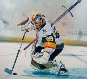 Image posted by Fleury's agent, Allan Walsh, that has since been deleted