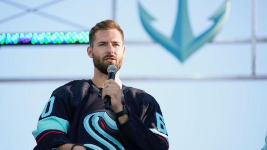 Chris Driedger, Seattle Kraken (from NHL.com)