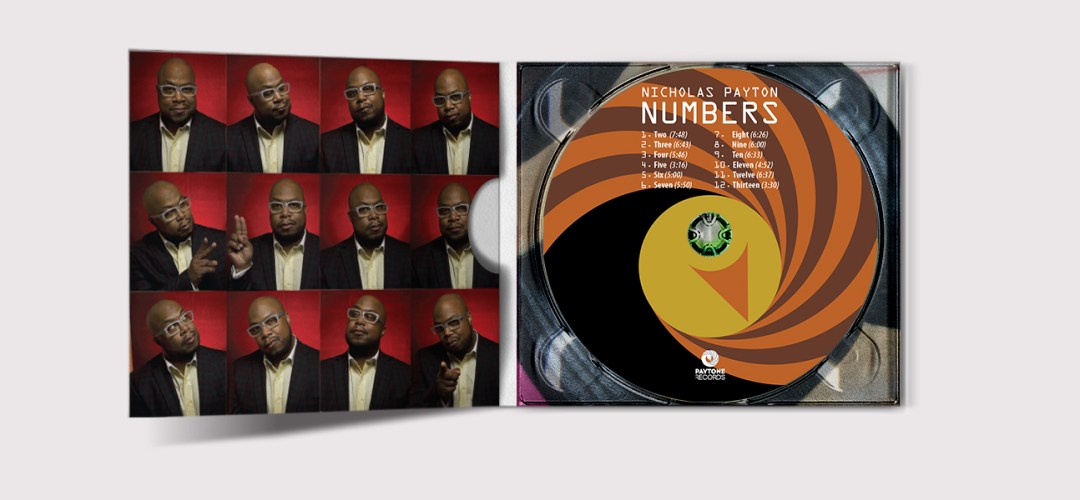Numbers CD Inner Design