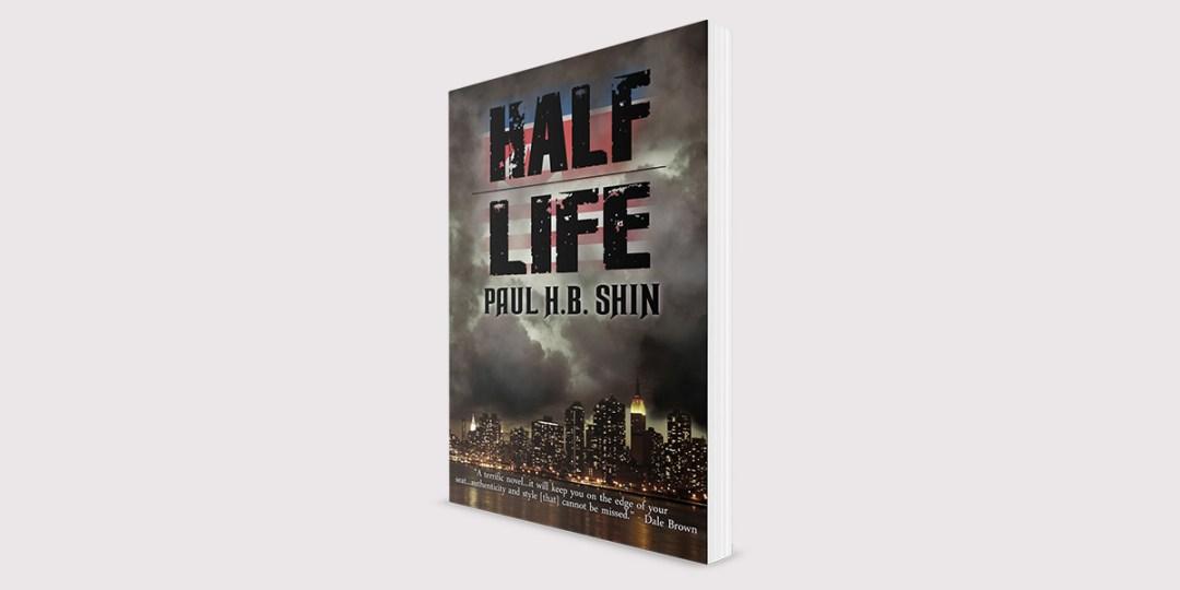Half Life Book Mock-up