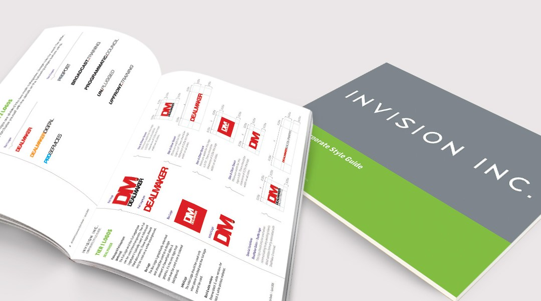 INVISION Inc. Print Design