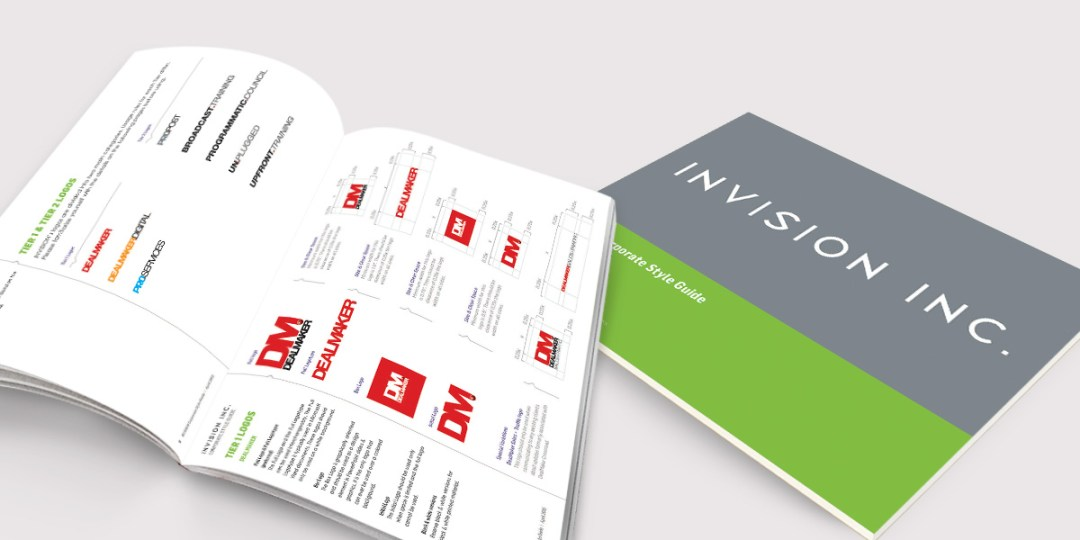 Invision Style Guide Cover
