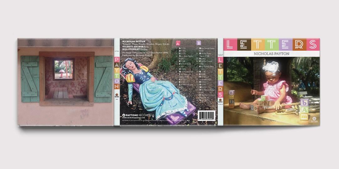 Nicholas Payton's CD Cover