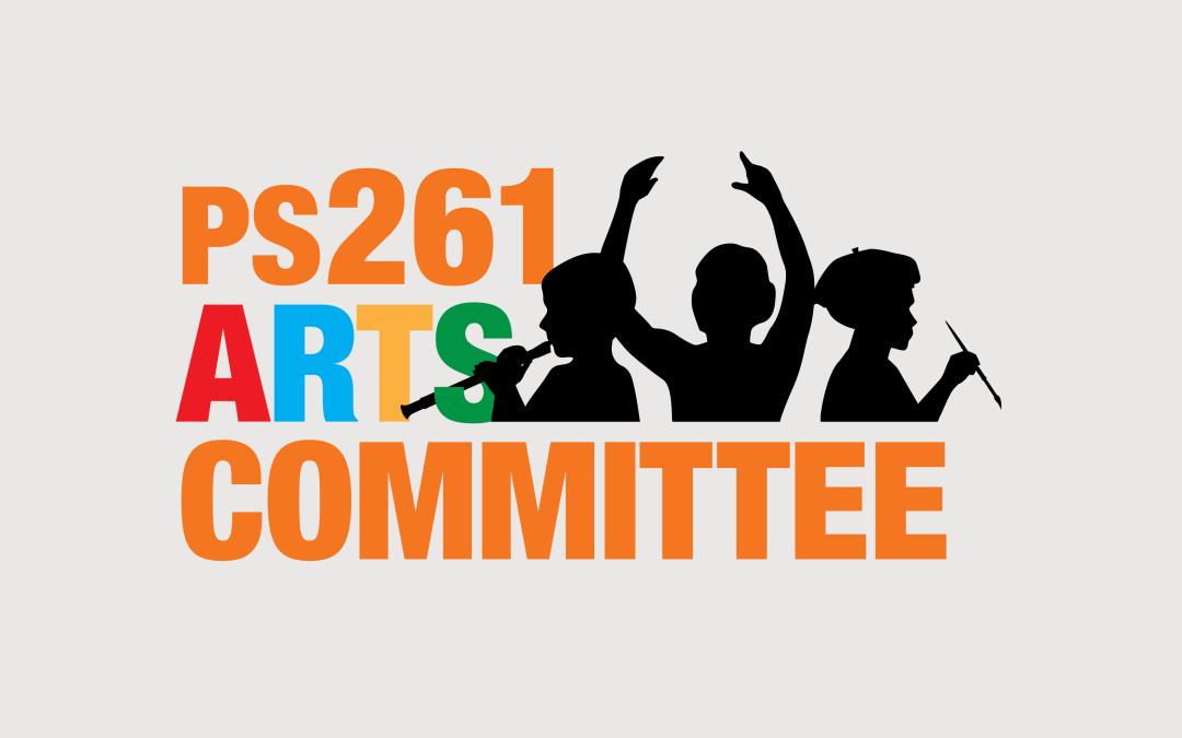 PS 261 Art Committee Logo