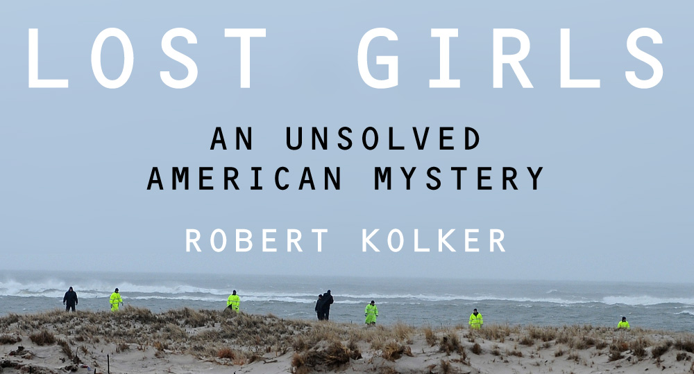 Lost Girls / Robert Kolker Web Design