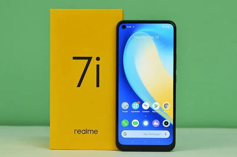 Review Realme 7i