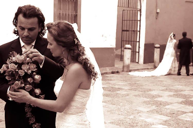 Días felices Un resumen de mis primeros trabajos de boda