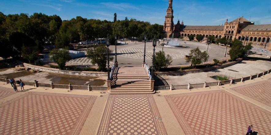 Plaza de España, Te quiero