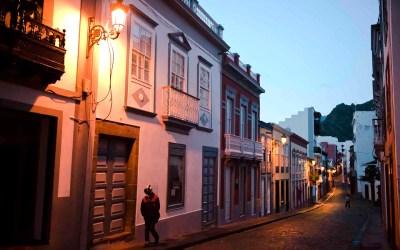 Santa Cruz de La Palma, el despertar Reportaje del Workshop con Tino Soriano