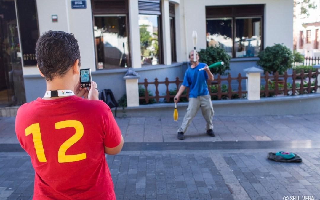 12 Lecciones de fotografía (y de la vida) que te pueden dar los niños Fotonature Kids - La Palma 2013