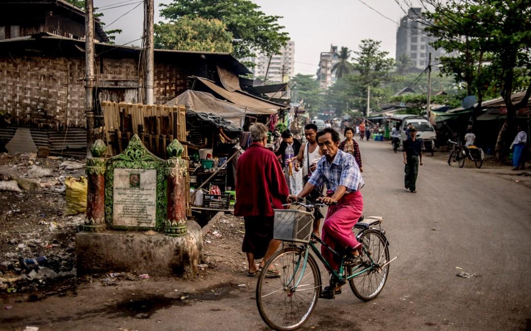 Mingala Taung Nyunt, chabolas de dignidad La vida en uno de los barrios más pobres de Yangon, Myanmar