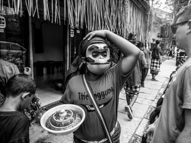 Celebración en Ubud