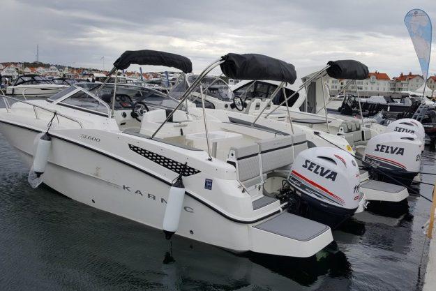 Marstrand Boat Show - Selva i vattnet säsongen 2017