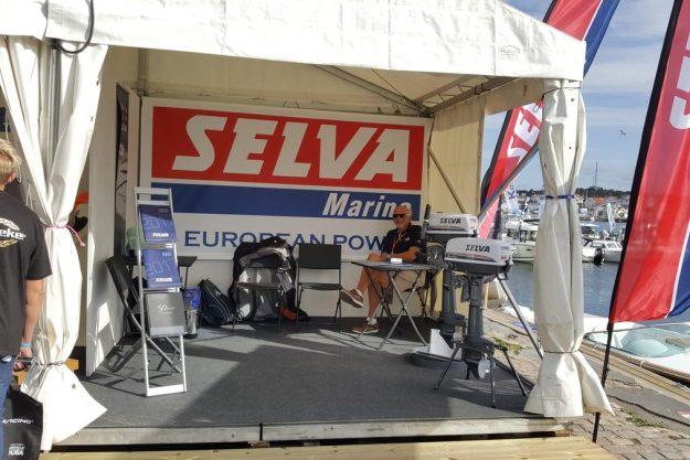 Marstrand Boat Show - Selva på land säsongen 2017