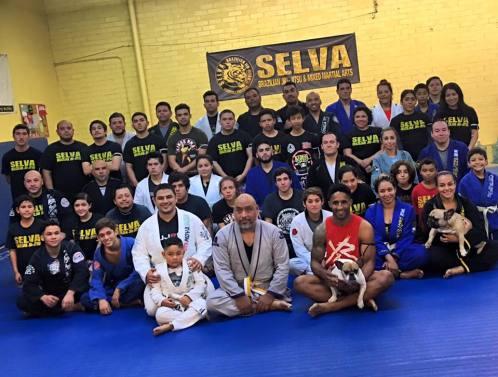 Alhambra, San Gabriel Valley, California, Selva Brazilian Jiu Jitsu and Mixed Martial Arts