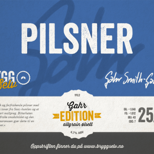 Pilsner All Grain Ølsett
