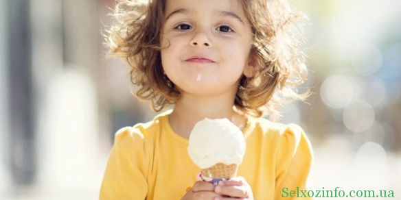 Можно ли ребенку мороженое