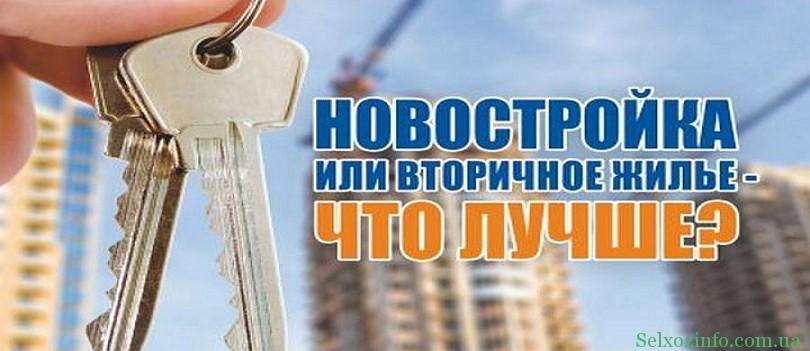 Где купить квартиру: в новостройке или выбрать вторичное жилье