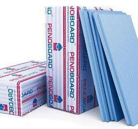 Penoboard - купить пенополистирол от производителя