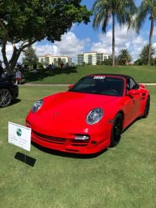 Lou Yonce's 911 Turbo