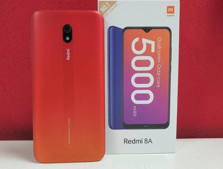 سعر ومواصفات أرخص هواتف شاومي ريدمي 8 آي Xiaomi Redmi 8A