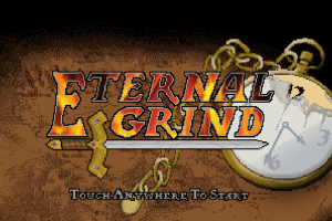 Eternal Grind Logo