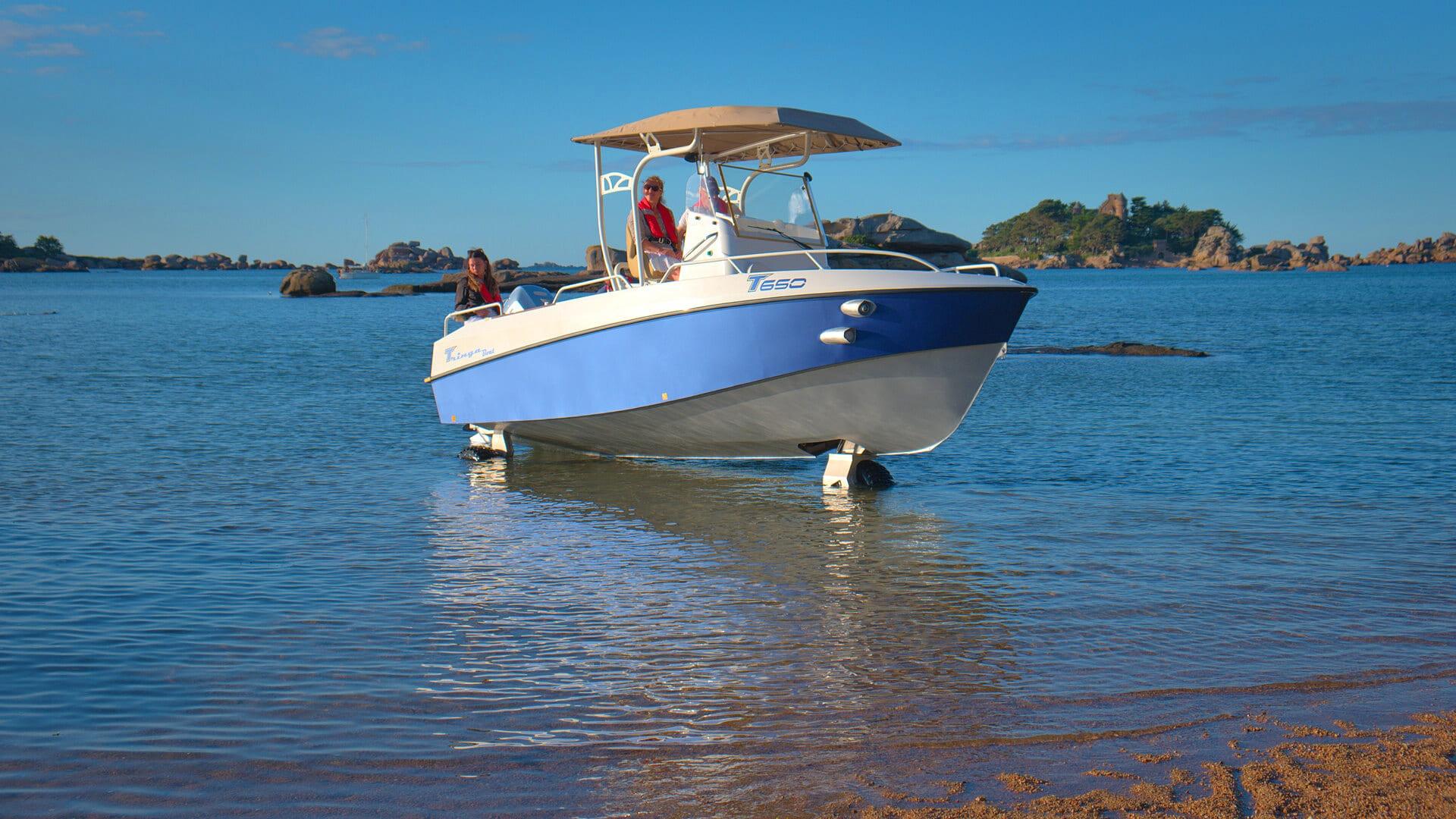 Tringaboat