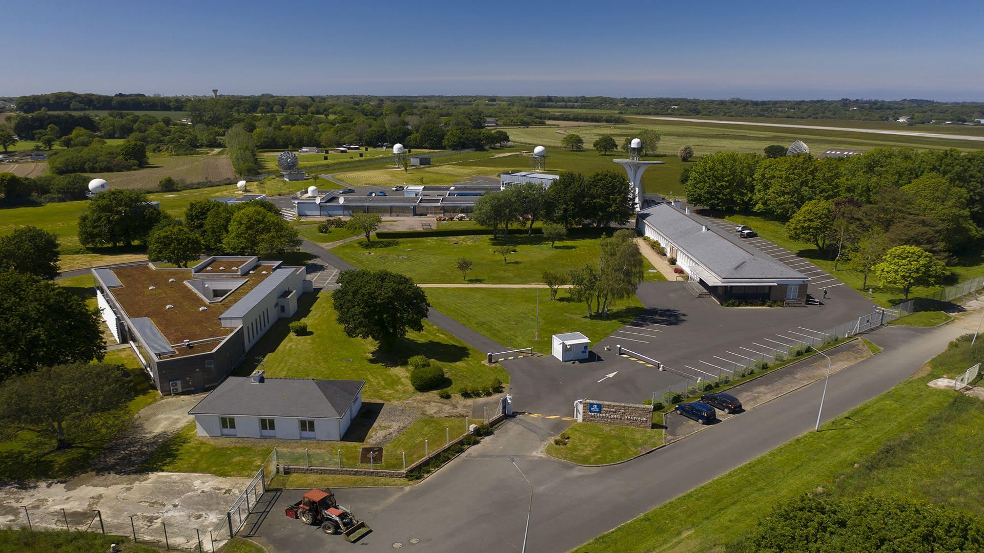 Centre de météorologie spatiale