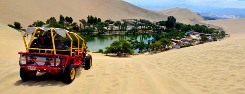 hoteles en Paracas - Perú