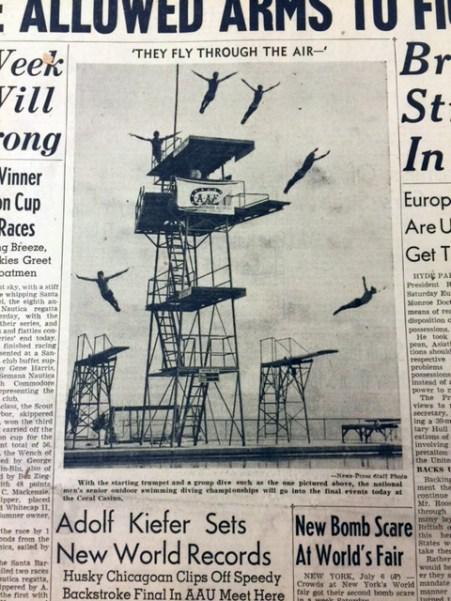 Santa Barbara News-Press Front Page