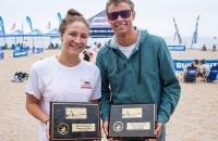 Ocean Swimmers of the Year: Olivia Smith & Chris Braden