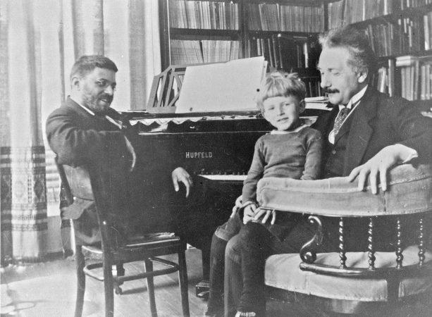 Grabación de Einstein